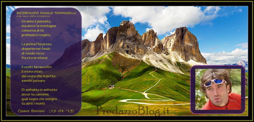 poesia danilo tomaselli sassolungo predazzoblog 1024x492 Lultima poesia  di Cesare Borroni