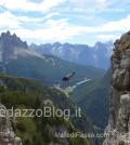 Highline Meeting MONTE PIANA, Misurina, Dolomites, fassa50