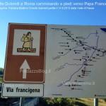 a roma a piedi da fassa7  150x150 In cammino a piedi dalle Dolomiti di Fassa fino a Roma da Papa Francesco