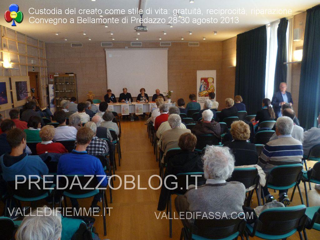 bellamonte predazzo convegno custodia del creato come stile di vita12 Seminare Speranza nella Città degli Uomini   Convegno a Bellamonte