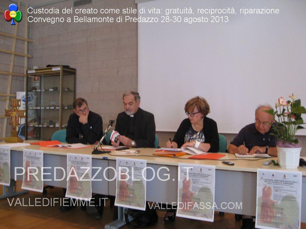 bellamonte predazzo convegno custodia del creato come stile di vita4 Bellamonte, il resoconto del convegno Custodia del Creato come Stile di Vita