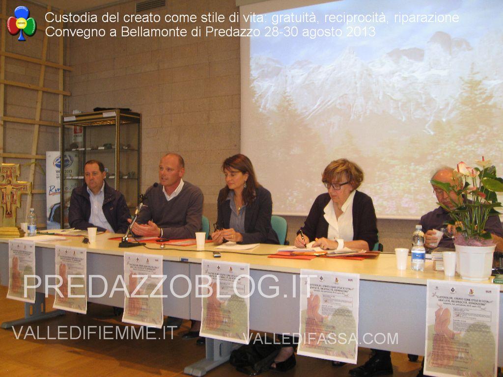 bellamonte predazzo convegno custodia del creato come stile di vita5 Seminare Speranza nella Città degli Uomini   Convegno a Bellamonte