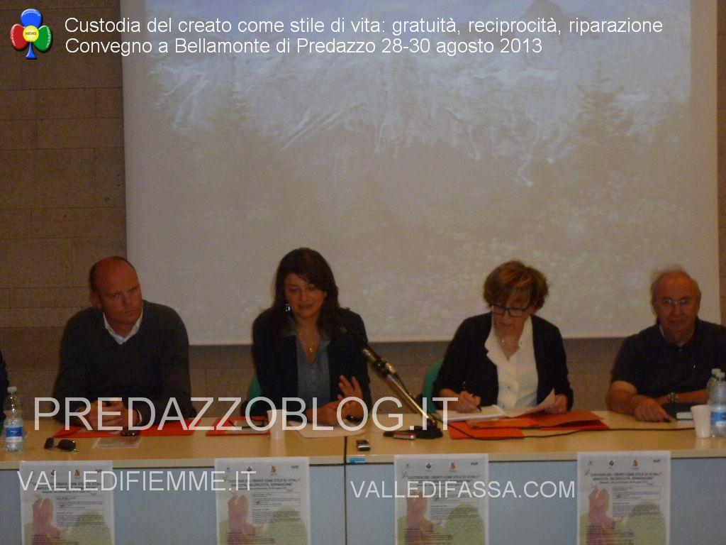 bellamonte predazzo convegno custodia del creato come stile di vita9 Bellamonte, il resoconto del convegno Custodia del Creato come Stile di Vita