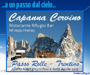 Capanna Cervino Passo Rolle - Rifugio Bar Ristorante