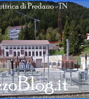 centrale idroelettrica predazzo trento