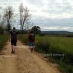 da fassa a roma a piedi con fabiana e ornella21 150x150 In cammino a piedi dalle Dolomiti di Fassa fino a Roma da Papa Francesco