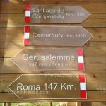 da fassa a roma a piedi con fabiana e ornella22 150x150 In cammino a piedi dalle Dolomiti di Fassa fino a Roma da Papa Francesco