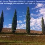 da fassa a roma a piedi con fabiana e ornella48 150x150 In cammino a piedi dalle Dolomiti di Fassa fino a Roma da Papa Francesco