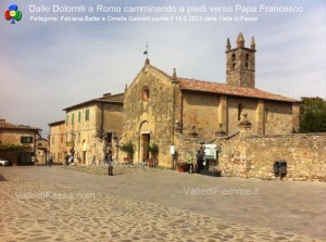 da fassa a roma a piedi da papa francesco predazzo blog20 300x223 da fassa a roma a piedi da papa francesco predazzo blog20
