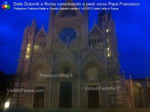da fassa a roma a piedi da papa francesco predazzo blog38 300x223 da fassa a roma a piedi da papa francesco predazzo blog38