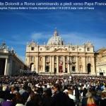 da fassa a roma a piedi fabiana e ornella dalle dolomiti101 150x150 In cammino a piedi dalle Dolomiti di Fassa fino a Roma da Papa Francesco