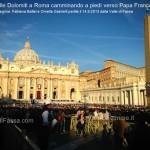 da fassa a roma a piedi fabiana e ornella dalle dolomiti141 150x150 In cammino a piedi dalle Dolomiti di Fassa fino a Roma da Papa Francesco
