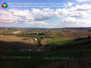dalla valle di fassa a roma a piedi verso papa francesco16 300x223 dalla valle di fassa a roma a piedi verso papa francesco16