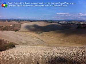 dalla valle di fassa a roma a piedi verso papa francesco18 300x223 dalla valle di fassa a roma a piedi verso papa francesco18