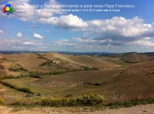dalla valle di fassa a roma a piedi verso papa francesco26 300x223 dalla valle di fassa a roma a piedi verso papa francesco26