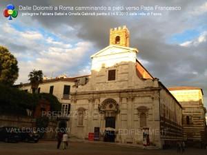 dalla valle di fassa a roma a piedi verso papa francesco28 300x225 dalla valle di fassa a roma a piedi verso papa francesco28
