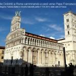 dalla valle di fassa a roma a piedi verso papa francesco33 150x150 In cammino a piedi dalle Dolomiti di Fassa fino a Roma da Papa Francesco
