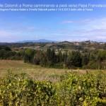 dalla valle di fassa a roma a piedi verso papa francesco39 150x150 In cammino a piedi dalle Dolomiti di Fassa fino a Roma da Papa Francesco