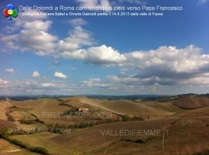 dalla valle di fassa a roma a piedi verso papa francesco4 300x223 dalla valle di fassa a roma a piedi verso papa francesco4