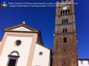 dalla valle di fassa a roma a piedi verso papa francesco41 300x223 dalla valle di fassa a roma a piedi verso papa francesco41