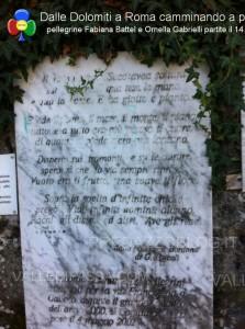 dalla valle di fassa a roma a piedi verso papa francesco7 223x300 dalla valle di fassa a roma a piedi verso papa francesco7