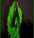 medjugorie statua madonna lourdes che si illumina settembre 2013