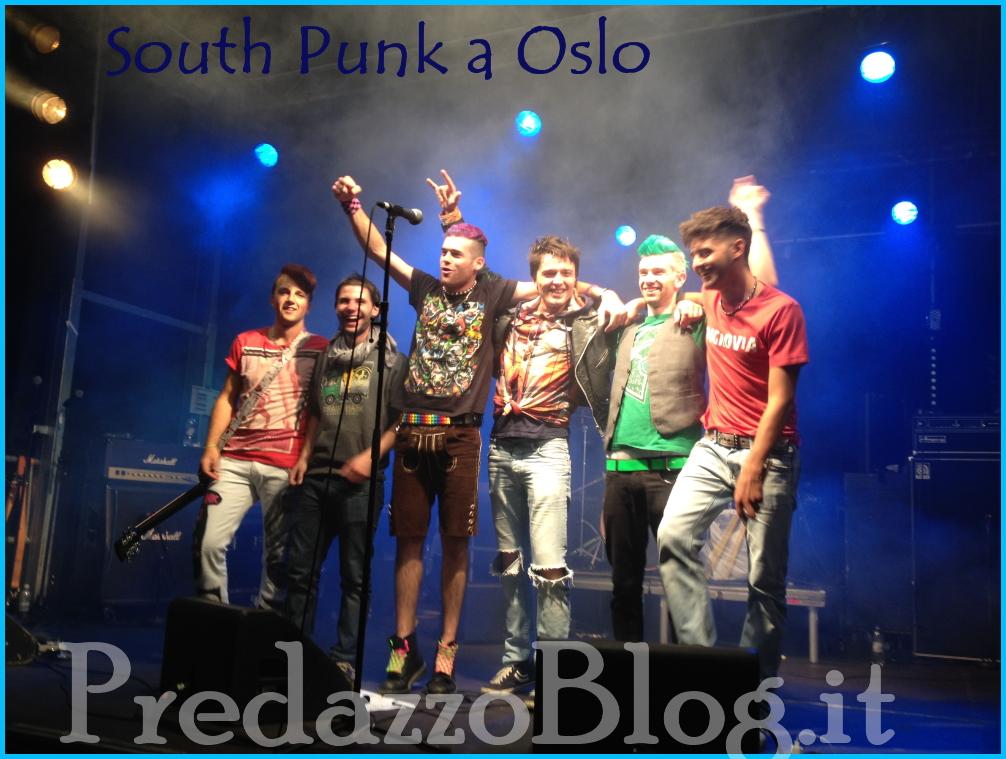 south punk a oslo 1 predazzo blog Il complesso South Punk di Predazzo in tourneè a Oslo
