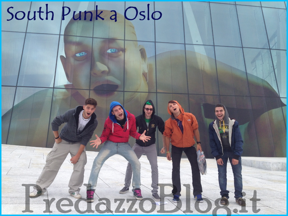 south punk a oslo 2 predazzo blog Need a Smile  il nuovo videoclip marchiato South Punk