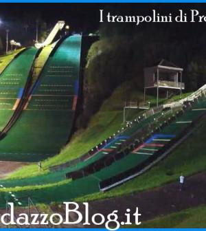 trampolini predazzo