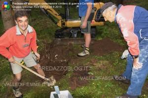 Predazzo sistemazione cimitero di guerra a Ceremana Gruppo Rico dal Fol ph Livio Morandini predazzoblog17 300x199 Predazzo, sistemazione cimitero di guerra a Ceremana Gruppo Rico dal Fol ph Livio Morandini predazzoblog17