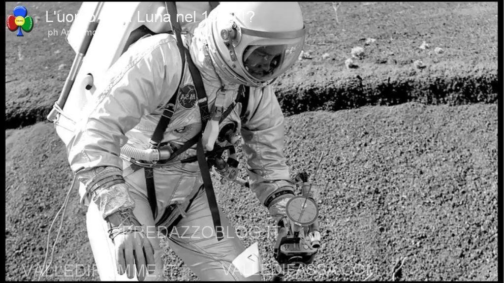 americani sulla luna 1969 predazzoblog12 Luomo sulla Luna nel 1969. Forse era tutto finto.. ecco le foto!