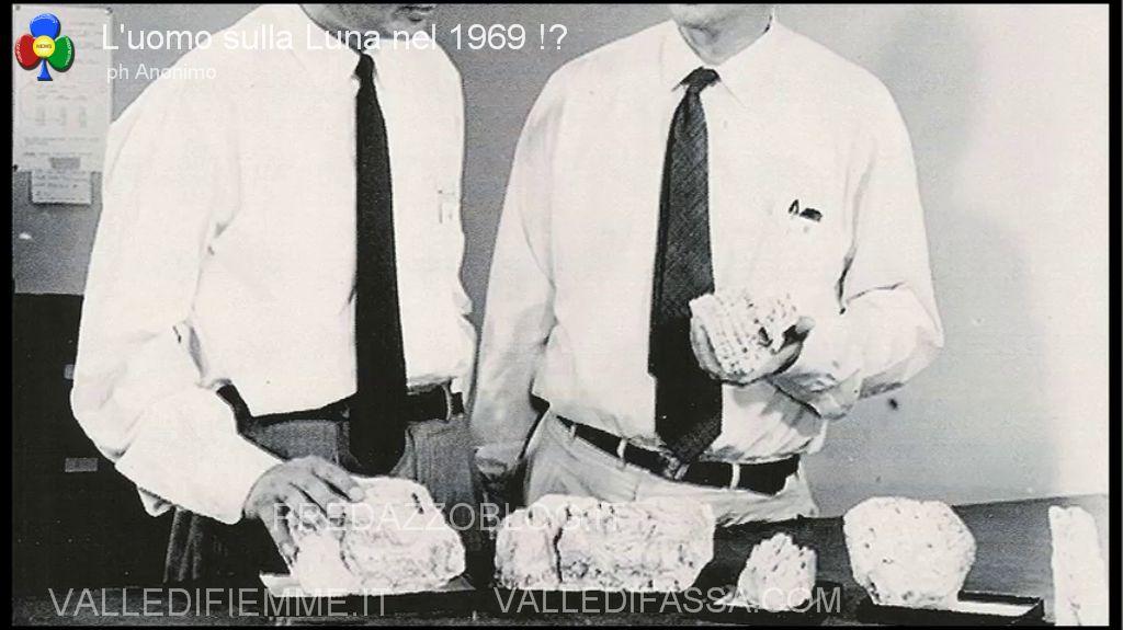 americani sulla luna 1969 predazzoblog23 Luomo sulla Luna nel 1969. Forse era tutto finto.. ecco le foto!