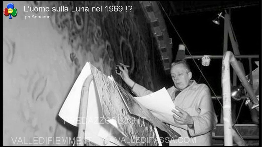 americani sulla luna 1969 predazzoblog26 Luomo sulla Luna nel 1969. Forse era tutto finto.. ecco le foto!