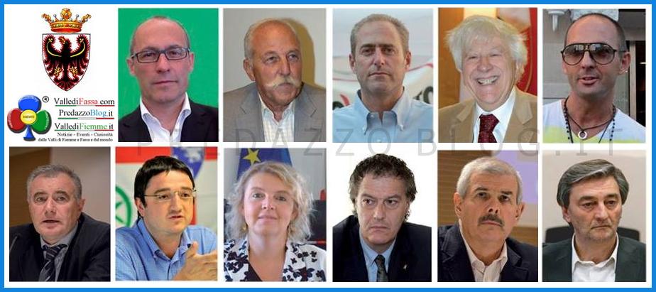 candidati presidenti elezioni provinciali trentino 2013 Il Trentino al voto domenica 27 ottobre 2013. Istruzioni per luso