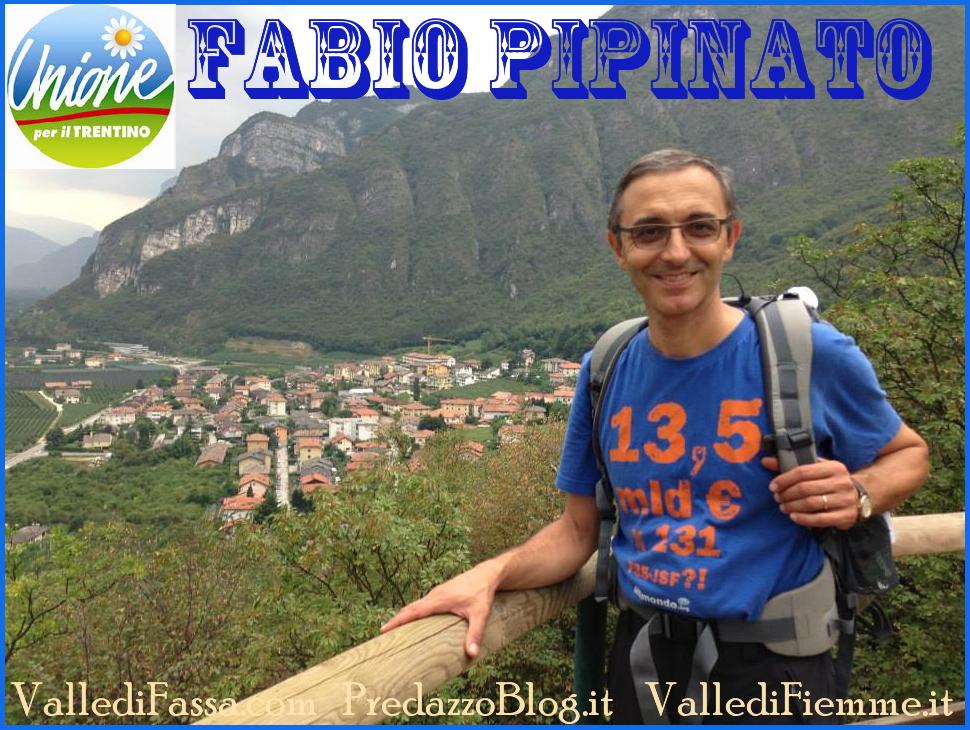 fabio pipinato predazzo blog fiemme fassa Passo dopo Passo in Trentino con Fabio Pipinato