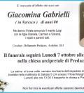 giacomina gabrielli varesco bellamonte