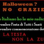 halloween non grazie usa la testa non la zucca 150x150 Trasformare halloween in Holyween, la notte dei Santi