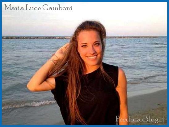 maria luce gamboni Maria Luce 18 anni rinuncia al musical allArena di Verona. Non voglio spogliarmi