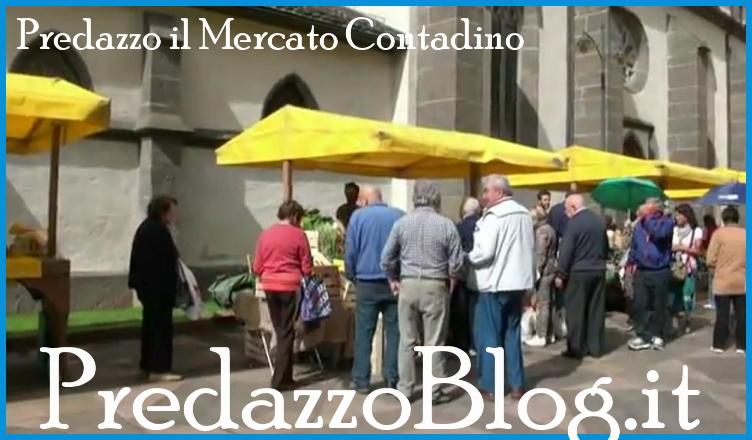 predazzo mercato contadino Predazzo, oggi lultimo Mercato Contadino in piazza