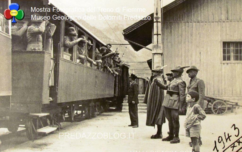 predazzo mostra fotografica del treno di fiemme predazzoblog66  Centanni fa arrivava a Predazzo il primo treno passeggeri