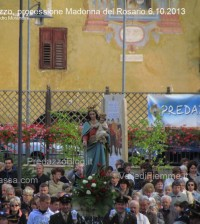predazzo, processione madonna rosario ottobre 2013 predazzoblog5
