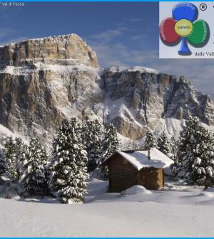truffe casa vacanza dolomiti inverno fassa predazzo blog