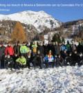 Brain Walking nei boschi di Moena e Bellamonte con la Cannodale Pro Cycling9