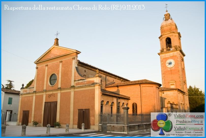 Chiesa Rolo restaurata predazzo blog Rolo – Predazzo : una storia di solidarietà.