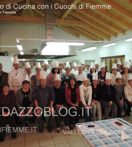 Corso di cucina con i Cuochi di Fiemme - Predazzo30