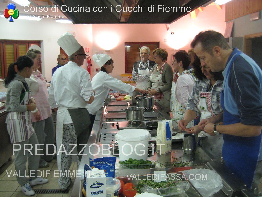 Corso di cucina con i cuochi di fiemme predazzo52 predazzoblog predazzoblog - Corso di cucina bologna ...