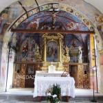 Predazzo chiesa di san Nicolò al cimitero restaurata 2013 ph mauro morandini39 150x150 Predazzo, riapre la Chiesa di san Nicolò dopo il restauro   Le foto