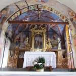 Predazzo chiesa di san Nicolò al cimitero restaurata 2013 ph mauro morandini40 150x150 Predazzo, riapre la Chiesa di san Nicolò dopo il restauro   Le foto