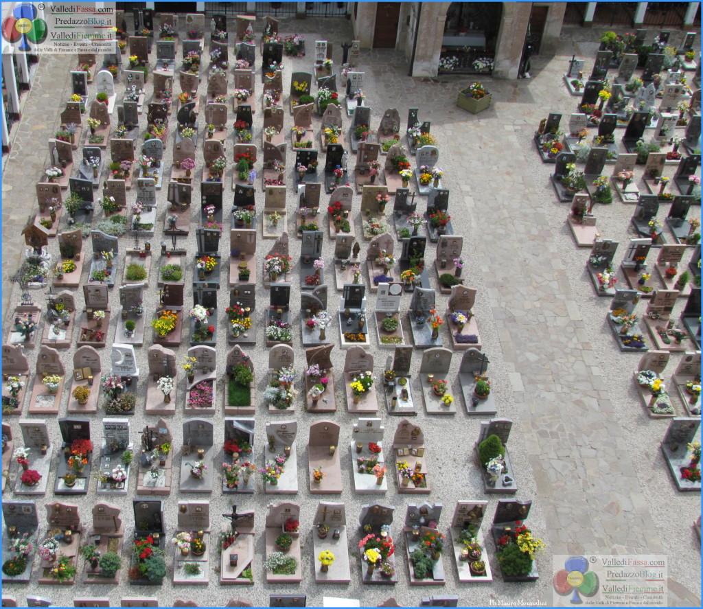 cimitero predazzo tombe ph mauro morandini predazzoblog 1024x887 Avvisi della Parrocchia 25.10/1.11