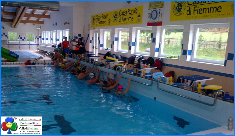 nazionale slovenia nuoto a predazzo Predazzo, concluso il ritiro della Nazionale Triathlon Slovena